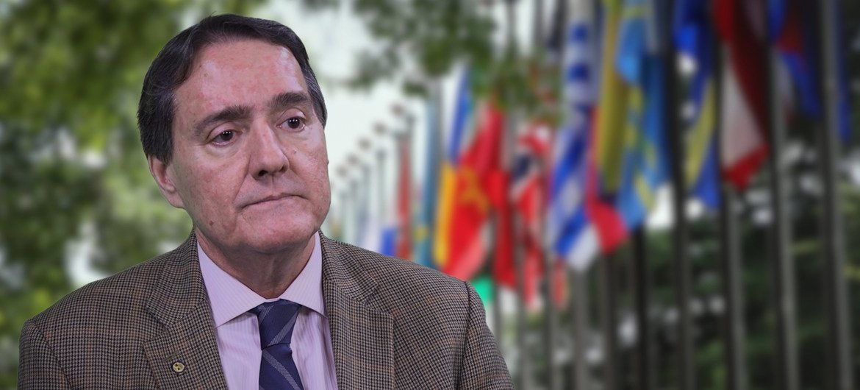 Vice-diretor da Organização Pan-Americana da Saúde, Jarbas Barbosa