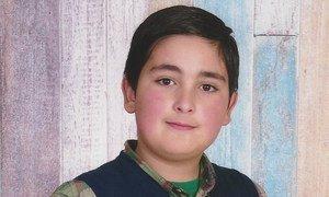 O português José Duarte, de 10 anos, venceu a medalha de prata do 47º Concurso Internacional de Redação de Cartas para Jovens da União Postal Universal, UPU.