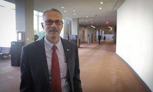 Coordenador residente da ONU em Timor-Leste, Roy Trivedy.