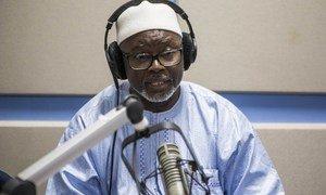 L'Expert indépendant sur la situation des droits de l'homme au Mali, Alioune Tine.