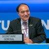 赵厚麟再次当选国际电信联盟秘书长。