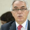 Diego Garcia-Sayan, UN Special Rapporteur on the independence of judges and lawyers.  (file)