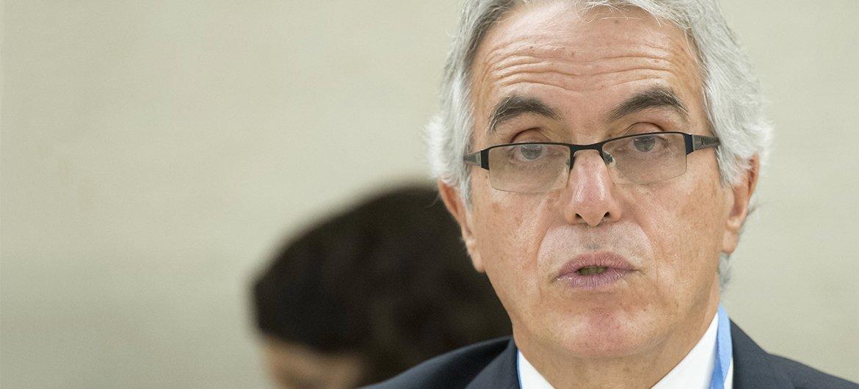 Diego Garcia-Sayan, Relator Especial da ONU sobre a independência dos juízes e advogados.