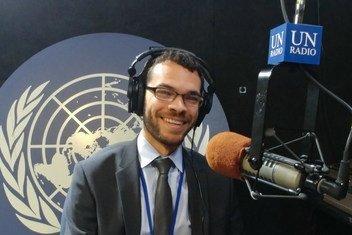 联合国裁军事务部政策分析专家思拜斯。