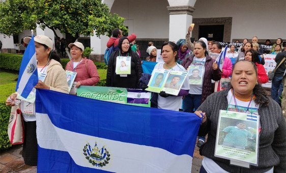 The Caravan of Mothers of Missing Migrants.