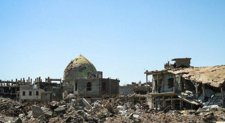 Iraq: UN demining agency rejects desecration accusations, involving historic Mosul churches