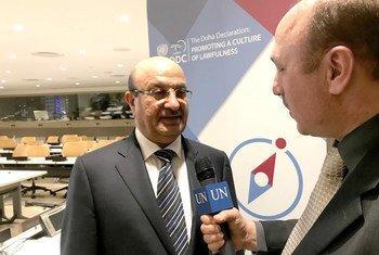 لقاء مع اللواء الدكتور عبد الله يوسف المال - مستشار وزير الداخلية في دولة قطر