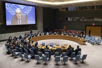 Réunion du Conseil de sécurité sur la situation en Libye.