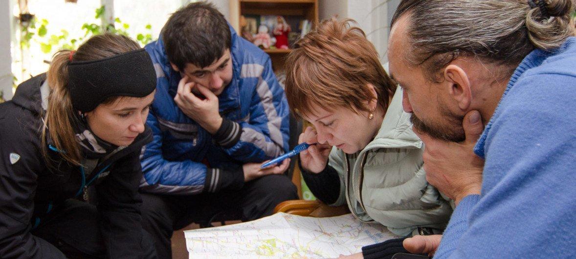 Команда энтузиастов разработала велосипедный маршрут