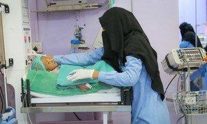 Segundo a ONU, milhares de pessoas morreram, mais de 500 mil estão deslocadas e 14 milhões de iemenitas estão à beira da fome.