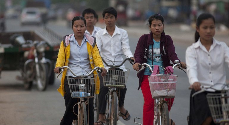 Civil society groups matter for Cambodia's sustainable development: UN expert