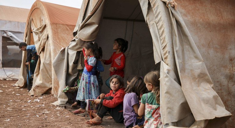 humanitarian aid convoy to syria�s rukban camp mission