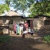 Kombo Asumani Kombu et sa famille ont participé à un atelier du HCR à Shimoni, au Kenya, pour partager leur expérience de l'apatridie (archives).