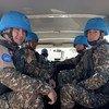 Миротворцы из Казахстана несут службу в составе контингента ООН в Ливане