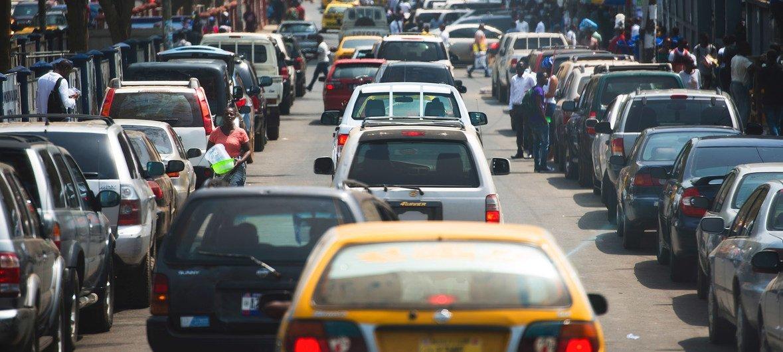 Países de baixa e média rendas concentram 90% das vítimas de lesões no trânsito.