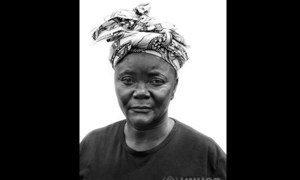 Rose Lusanda na série de retratos revelam o poder e a dor de mulheres congolesas exiladas em Angola