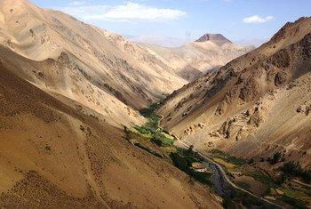 Déforestation en Afghanistan