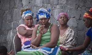 Mulheres em Cabo Verde