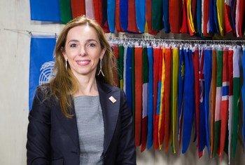 Mónica Ferro, Diretora do Escritório de Genebra do Fundo das Nações Unidas para a População