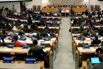 11月13日,联合国负责社会、人道主义和文化事务的联大第三委员会就死刑问题进行了一次激烈辩论。