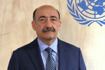 Министр культуры Азербайджана Абульфас Гараев
