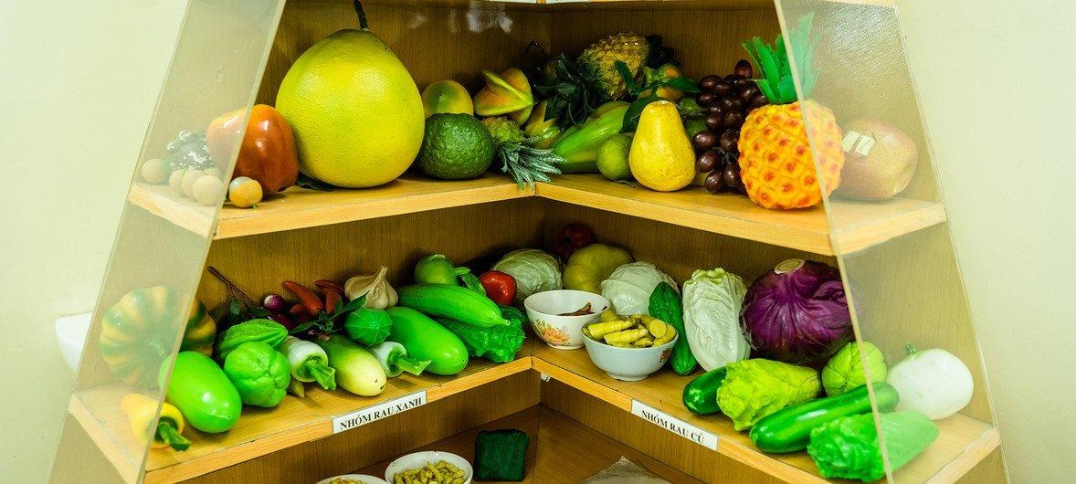 Medição mensal da FAO apresenta as mudanças ocorridas nos custos dos alimentos.