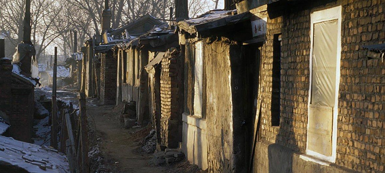 Tener una vivienda es un requisito fundamental para poder salir de la extrema pobreza.