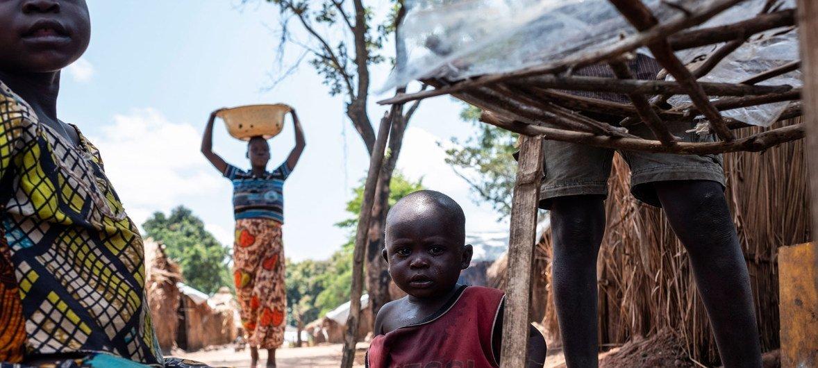 Em 2016, a subnutrição nesses países atingiu uma taxa alarmante de 23,2%.
