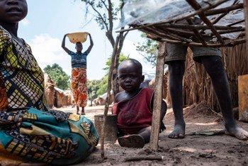 Mais de 43 mil menores de cinco anos correm o risco de sofrer de desnutrição severa aguda na República Centro-Africana.