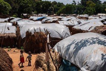 En novembre 2018, 1,5 million d'enfants avaient toujours besoin d'une assistance humanitaire en République centrafricaine.