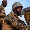 В составе миротворческой Миссии ООН в ЦАР служат 14 742 человека, включая гражданских специалистов, военнослужащих и полицейских.