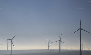 Using wind to produce energy has fewer effects on the environment than many other energy sources.