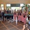افتتاح معرض نوادي اليونسكو في مصر لرفع الوعي البيئي والثقافي بين طلاب المدارس