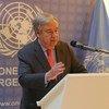 """Генеральный секретарь приветствовал позицию Группы 20 о необходимости """"повысить планку"""" в борьбе с изменением климата"""