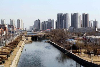 Плавающие города -  шаг на пути к устойчивому развитию