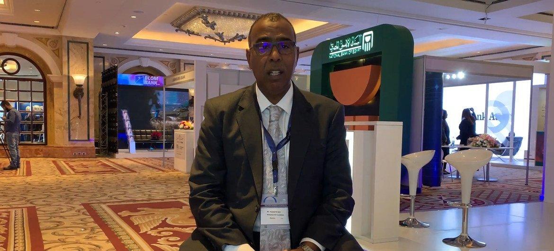 يوسف الرامي، المدير التنفيذي لمركز المقاولات الصغرى التضامنية بمؤسسة محمد الخامس للتضامن، المغرب.