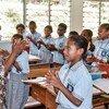 O país tem um plano para promover as línguas indígenas nas escolas primárias