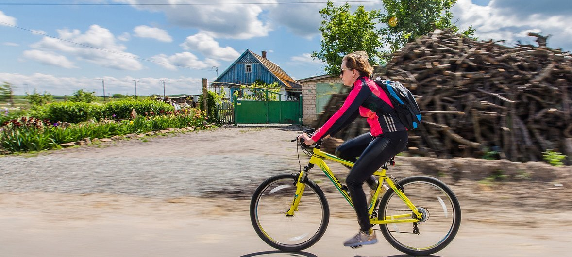 联合国正在乌克兰支持一项推广可持续旅游业的项目,以便在发展的同时保护环境。