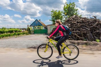 Iniciativa apoiada pela ONU na Ucrânia promove turismo sustentável