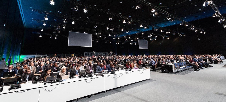 A expectativa é que a reunião na Polônia defina estratégias para implementar a visão de futuro zero carbono do Acordo de Paris