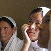 Des jeunes femmes dans la province de Daikundi, en Afghanistan (photo d'archives).