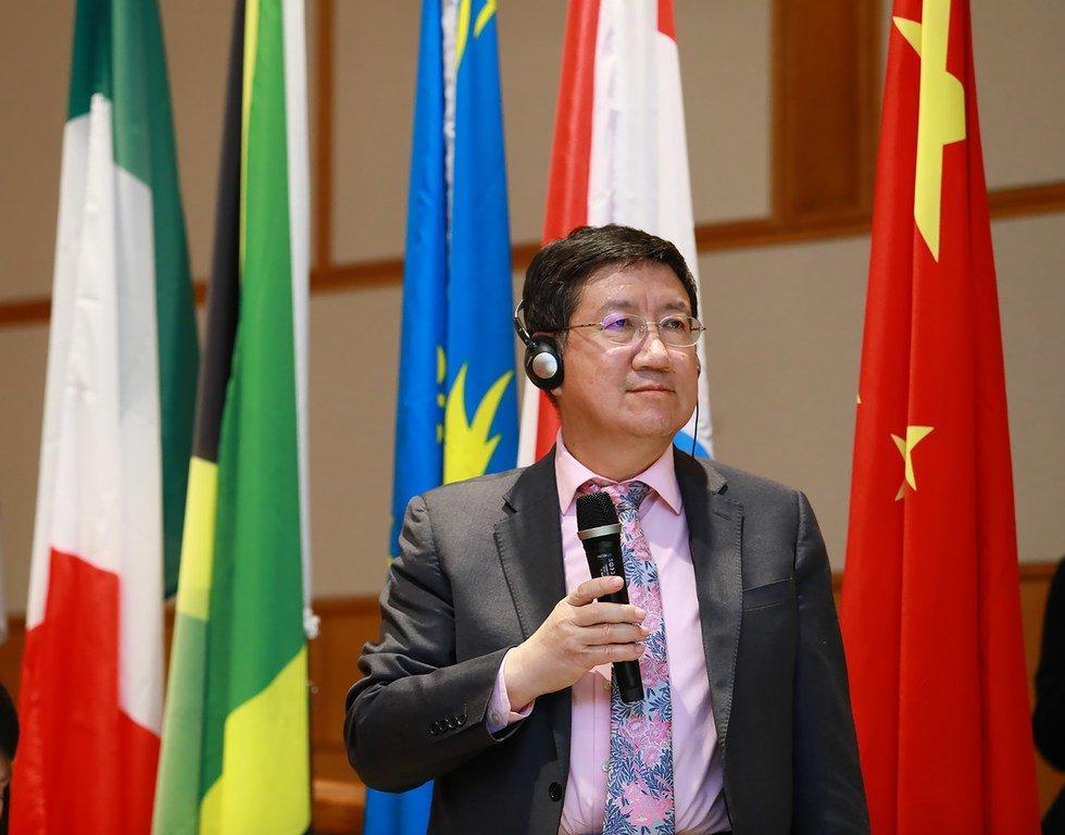 清华大学气候变化与可持续发展研究院常务副院长李政教授。