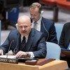 曾领导联合国调查小组对伊斯兰国在伊拉克实施的暴行进行调查的卡里姆·汗。