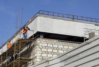К 2030 году прямые выбросы CO2 в строительной отрасли необходимо сократить вдвое