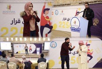 بتمويل من صندوق الأمم المتحدة للسكان وبالشراكة مع جمعية انقاذ المستقبل الشبابي، أطلق نادي الإعلام الإجتماعي في فلسطين مبادرة