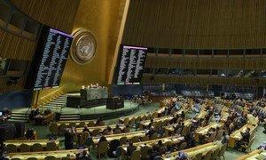 Imagem da Assembleia Geral.