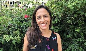 Adriana Zacarías Farah, coordinadora regional de Eficiencia de Recursos y Consumo Sostenible de ONU Medio Ambiente.
