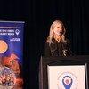 Embaixadora da Boa Vontade Nicole Kidman em evento da ONU em 2018