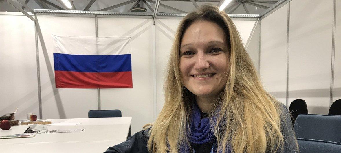 Анна Романовская, директор Института глобального климата и экологии имени академика Ю.А. Израэля