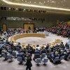 El Consejo de Seguridad debate sobre el programa nuclear de Irán el 12 de diciembre de 2018.